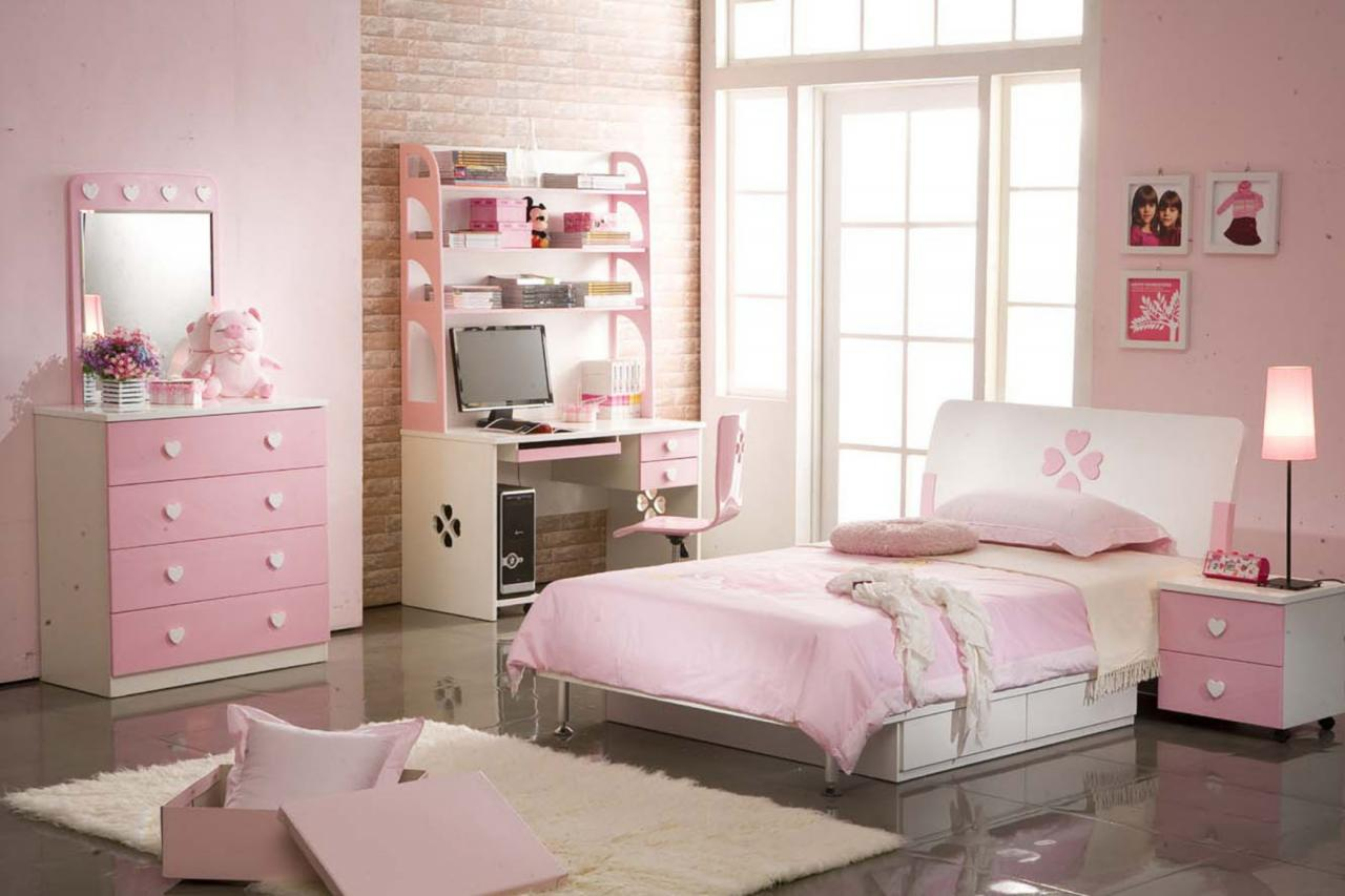 صورة غرف مراهقات كيوت جدا غرف اطفال بنات 4174 2