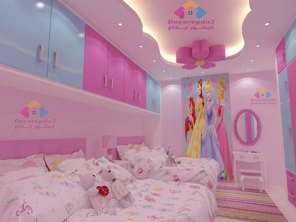 صورة غرف مراهقات كيوت جدا غرف اطفال بنات 4174 3