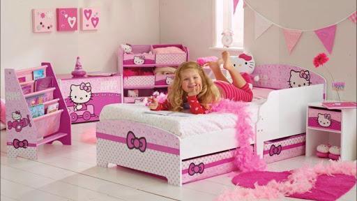 صورة غرف مراهقات كيوت جدا غرف اطفال بنات 4174 6