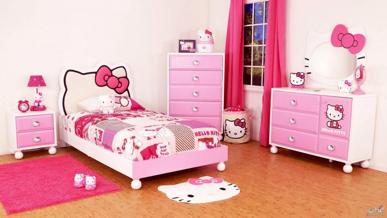 صورة غرف مراهقات كيوت جدا غرف اطفال بنات 4174 8
