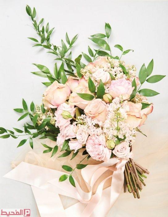 صورة متع عينك بالزهور الملونة باقات زهور 4538 2