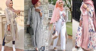 صورة الحجاب شيك اوي في الملابس ملابس محجبات 2019 4542 6 310x165