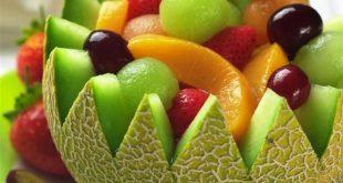 طريقة عمل سلطة الفواكه