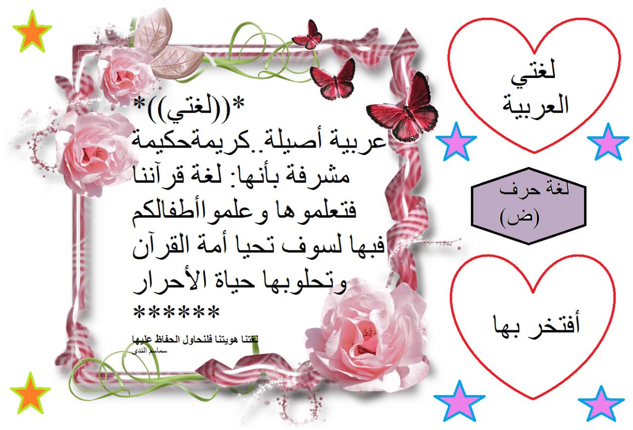 صورة اقوال في اللغة العربية 11536
